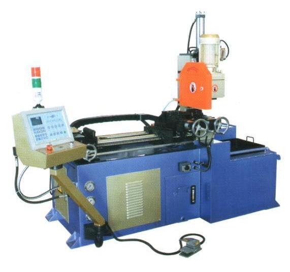 Автоматические циркуляционные пилы по металлу с ЧПУ