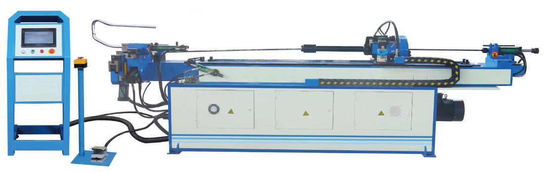 Автоматические трубогибы серии CNC