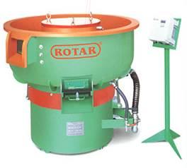 Галтовочное оборудование ROTAR (Тайвань)