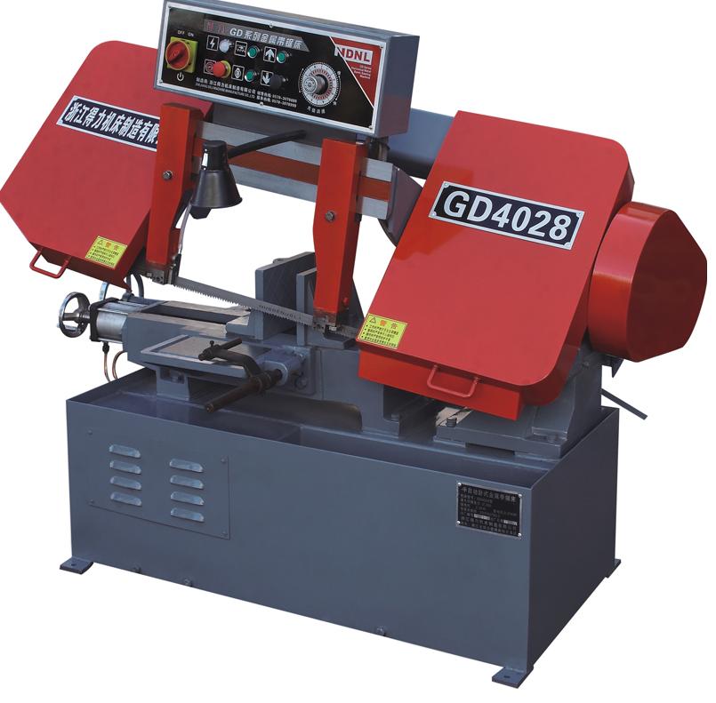 Полуавтоматический ленточно-отрезной станок производства компании DELI Machines (КНР)