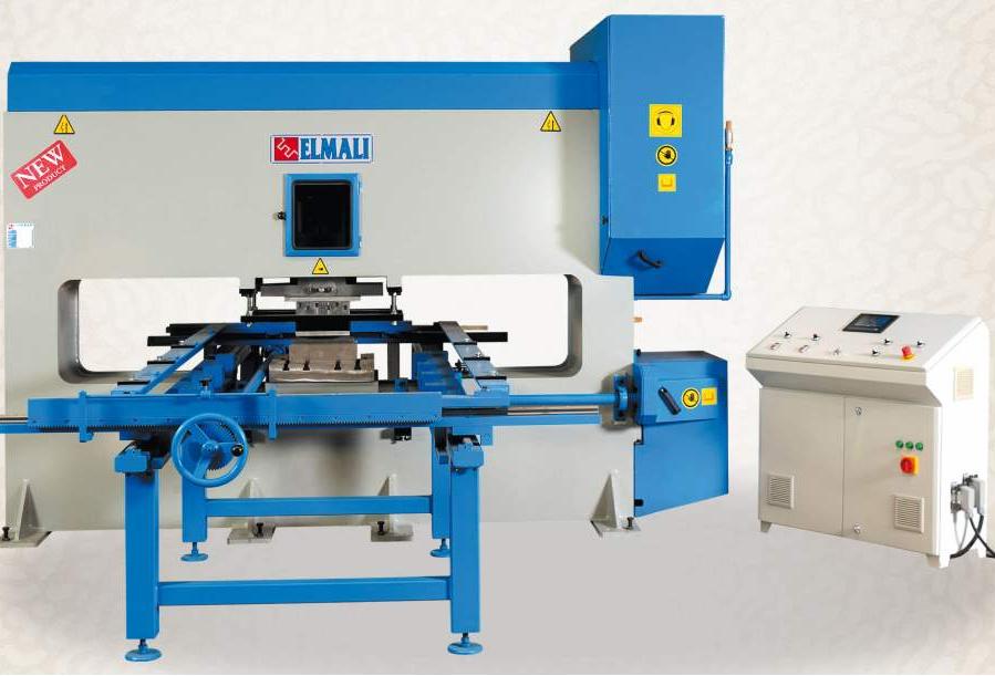 Пресса для перфорации листа серии EDP производства компании ELMALI (Турция)