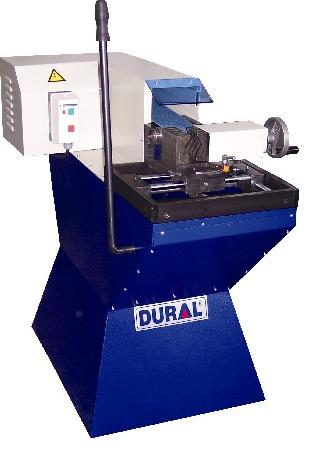 Стационарное ленточно-шлифовальное оборудование для обработки торцев труб (Dural)