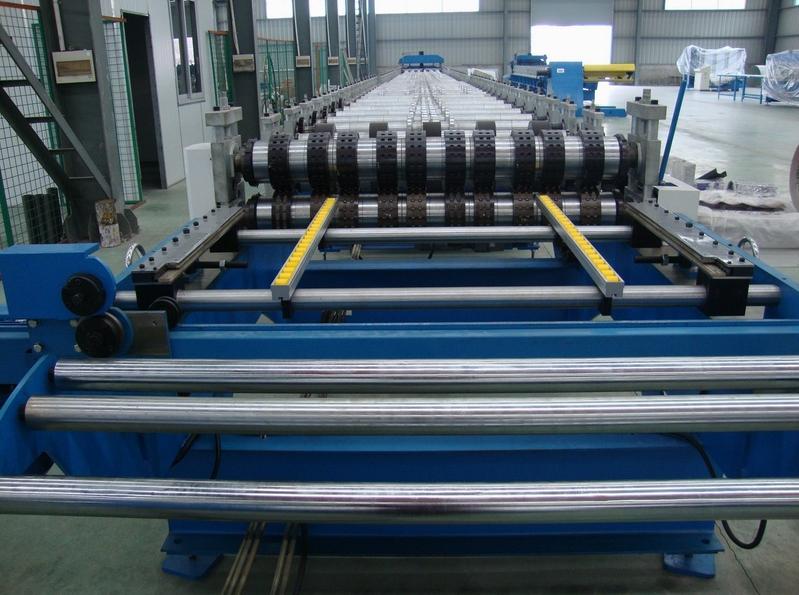 Обработка рулонного металла