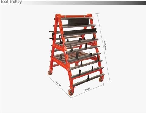 полка-лестница для хранения инструмента Rolleri